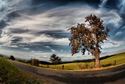 Obraz Podzimní krajina