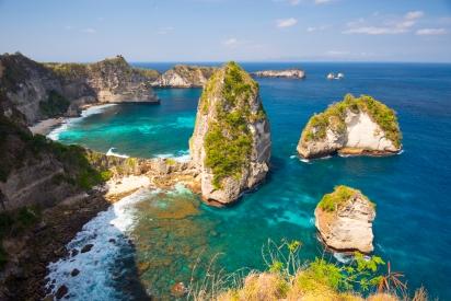 Obraz Tisíc ostrovů - Nusa Penida