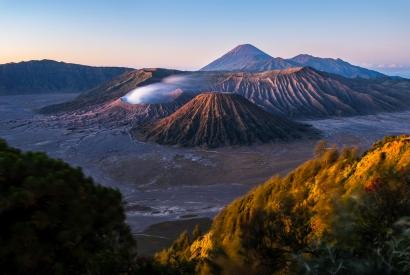 Obraz Vulkán Bromo