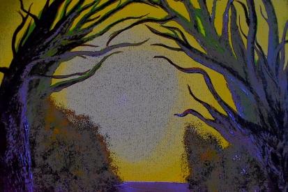 Obraz Stromy