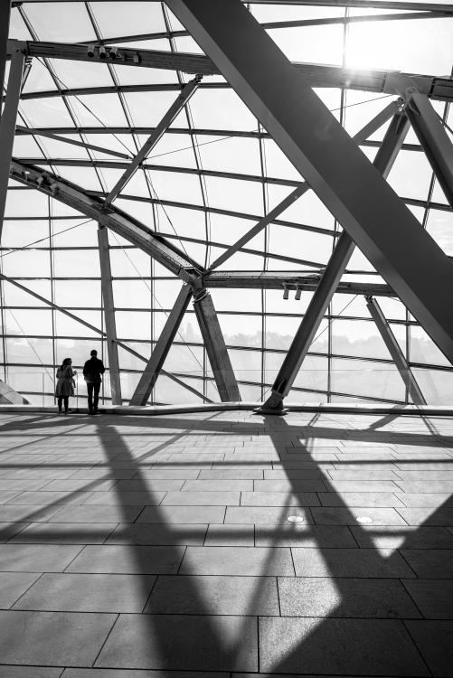 Obraz Fondation Louis Vuitton - Paříž