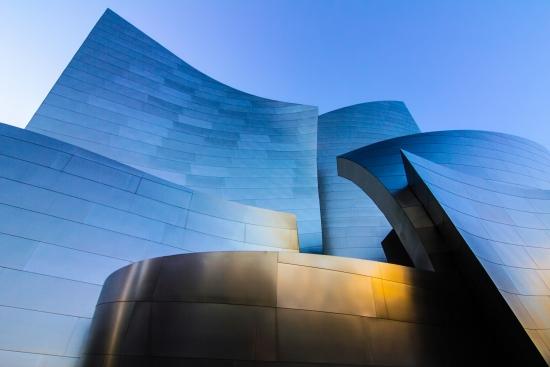 Obraz Walt Disney Concert Hall