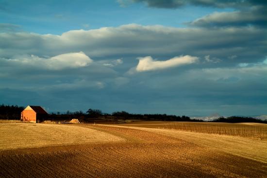 Obraz Podzimní Krušné hory