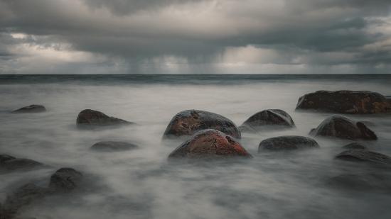 Obraz Přichází bouře