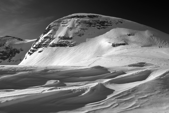 Obraz Sněžná hora