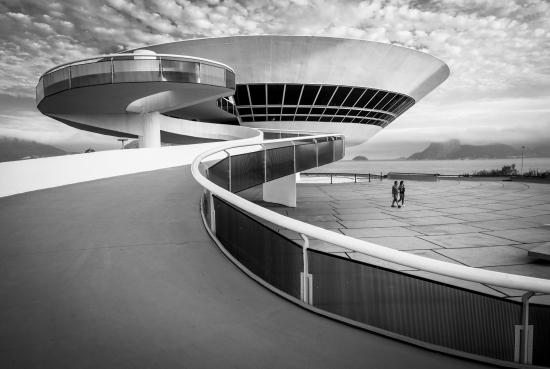 Obraz MAC - Rio de Janeiro