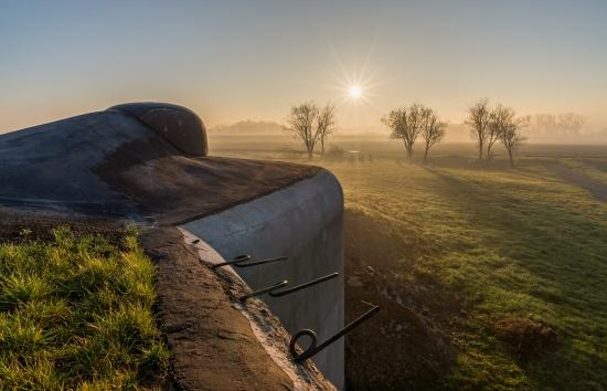 Obraz Strážce východu slunce