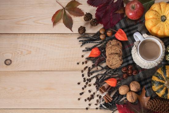 Obraz Podzimní zátiší.